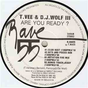 T. Vee & D.J. Wolf III - Are You Ready? download