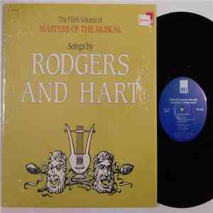 Various - The Fifth Volume Of Masters Of The Musical: Songs By Rodgers And Hart download